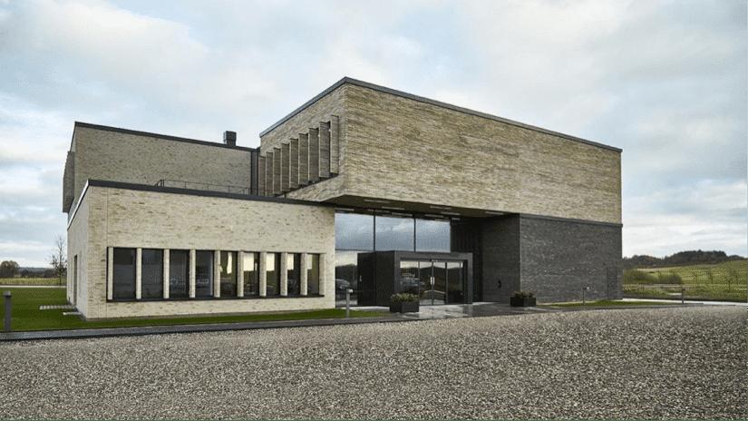 Randers Tegl bygning
